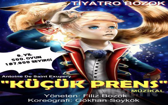 Dünyaca Ünlü Çocuk Klasiği 'Küçük Prens' Tiyatro Oyunu Bileti