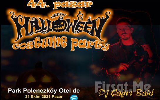 Park Polonezköy Otel'de 31 Ekim'de 'Happy Halloween Kostüm Parti' Giriş Bileti
