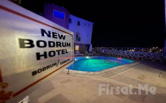 New Bodrum Hotel'de 1 Gece Konaklama Paketleri