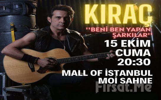 Mall of İstanbul Moi Sahne'de 15 Ekim'de 'Kıraç' Konser Bileti