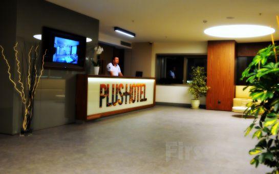 Plus Otel Bostancı'da Sevgililer Gününe Özel Canlı Müzik Eşliğinde Akşam Yemeği ve Konaklama Seçenekleri