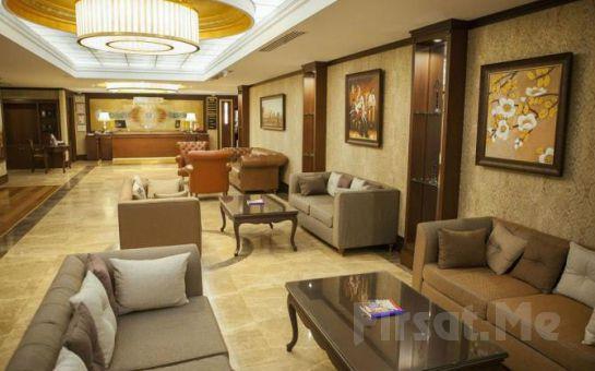 Bilek İstanbul Hotel Levent'de 2 Kişi 1 Gece Konaklama + Kahvaltı Keyfi!