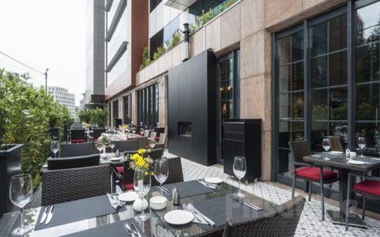 Bilek Boutique Hotel Kavacık'da 2 Kişi 1 Gece Konaklama , Kahvaltı Seçenekli