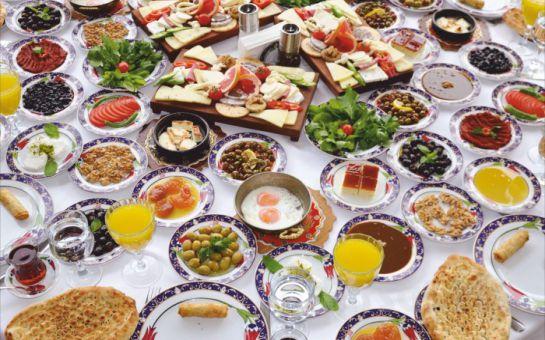 Ramazan Bingöl Bayrampaşa'da Sınırsız Çay ve Kahve Eşliğinde Türk Usulü Serpme Kahvaltı Keyfi