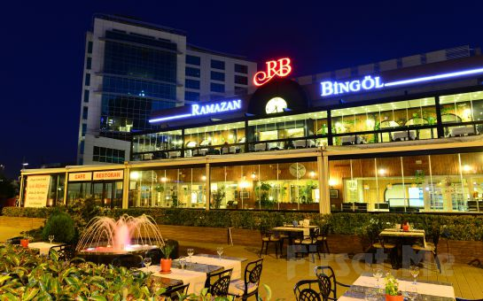 Ramazan Bingöl Ümraniye'de Sınırsız Çay ve Kahve Eşliğinde Haftanın Her günü Türk Usulü Serpme Kahvaltı Keyfi