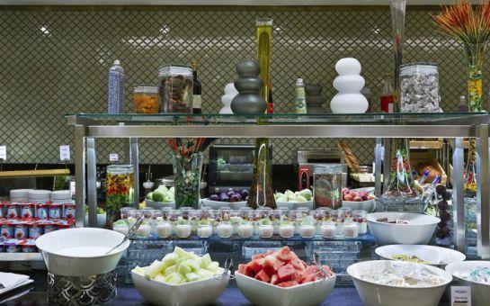 5* Mercure İstanbul Topkapı'da 2 Kişi 1 Gece Konaklama ve Kahvaltı Keyfi