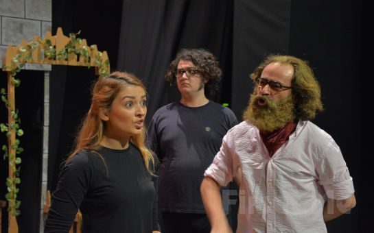 İstanbul Temaşa'dan Profilo Kültür Merkezi'nde SON 6 SAAT KOMEDİ Tiyatro Oyunu