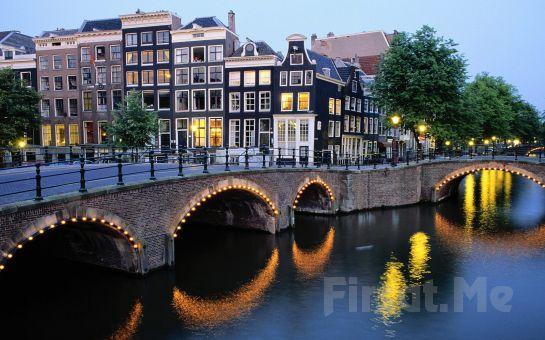 Ventotour'dan Onur Air ile Uçaklı 3 Gece Konaklamalı 4 Günlük Amsterdam Turu!