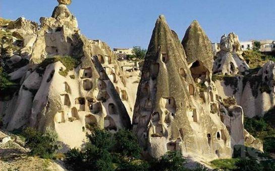 Ces Travel'dan Pegasus Havayolları Ayrıcalığı ile 2 Gün 1 Gece Yarım Pansiyon Konaklamalı Kapadokya Turu!