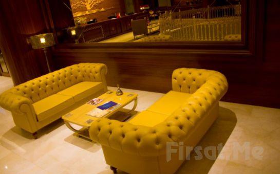 Apart Hotel Elit Perla Palas Pendik'de 2 Kişi 1 Gece Konaklama Keyfi!