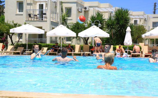 Bodrum Mandarin Hotel'de Gidiş Dönüş Uçak Bileti Dahil Her Şey Dahil Erken Rezervasyon Tatil Paketleri