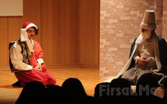 1001 Sanat'tan YUNUS EMRE Tiyatro Oyunu