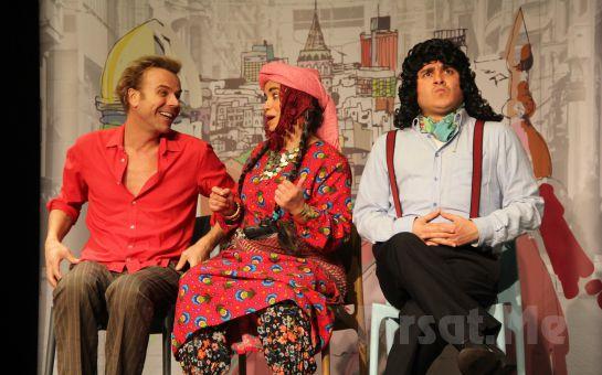 İstanbul Temaşa'dan Profilo Kültür Merkezi'nde BURASİ ORASİ MİDUR? Tiyatro Oyunu!