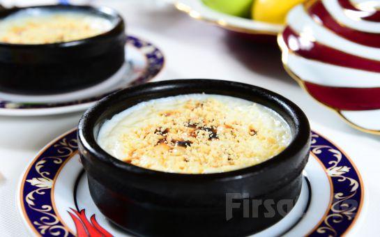 Ramazan Bingöl Köfte & Steak'de Steak Köfte veya Antrikot'tan Oluşan Leziz Yemek Menüleri!