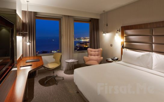 Mercure Taksim Hotel'de 2 Kişi 1 Gece Konaklama + Kahvaltı Keyfi!