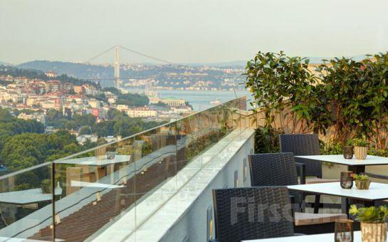 Mercure Taksim Hotel'de 2 Kişi 1 Gece Konaklama, Kahvaltı Keyfi