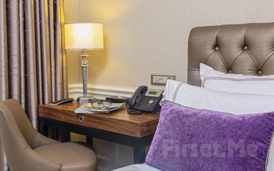 Galata Meroddi Bağdatliyan Butik Hotel'de 2 Kişi 1 Gece Kahvaltı Ve Konaklama Keyfi