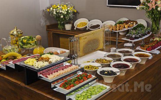 Geleneksel Mimarinin Örneği Meroddi Galata Mansion'da 2 Kişi 1 Gece Konaklama Ve Kahvaltı Keyfi!