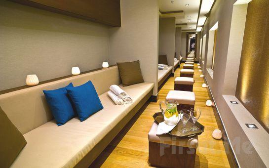 Ramada Plaza Tekstilkent Spa'da İsveç Masajı veya Kese - Köpük Masajı, Hamam, Sauna, Buhar Odası Kullanım Fırsatı