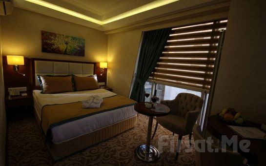 Kızılay Asrın Business Hotel'de Tek Veya Çift Kişi 1 Gece Konaklama Ve Kahvaltı Keyfi
