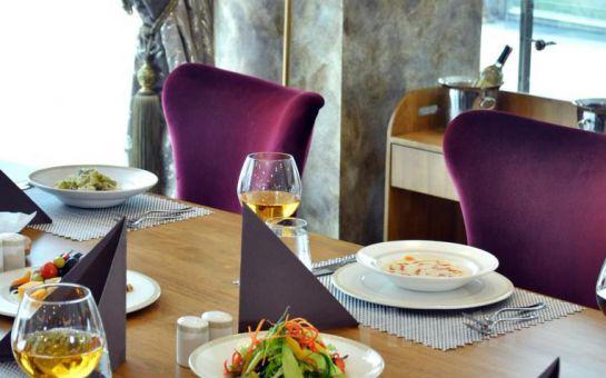 Anadolu Hotels DownTown Ankara'da 2 Kişi 1 Gece Konaklama ve Kahvaltı Seçenekleri