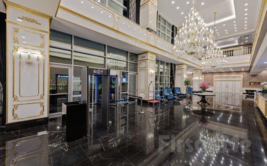 Anadolu Hotels DownTown Ankara'da 2 Kişi 1 Gece Konaklama, Kahvaltı, Spa Keyfi!