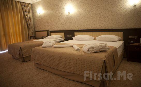 Ankara Anadolu Hotels Esenboğa Termal'de Kişi Başı 1 Gece Konaklama, Kahvaltı Ve Spa Keyfi