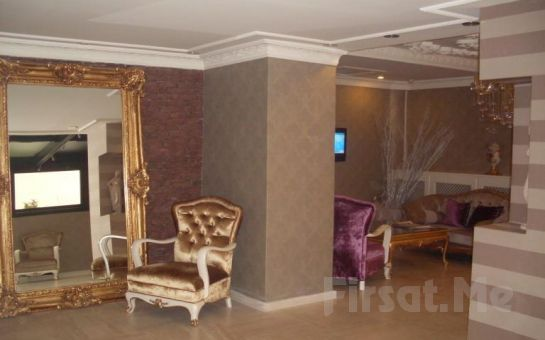 Ankara Regency Hotel'de Konaklama ve Kahvaltı Keyfi, Kişi Seçenekleriyle