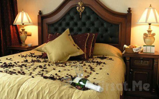 Yeşil Yıldızlı Doğa Residence Ankara'da 2 Kişi 1 Gece Konaklama, Kahvaltı ve Spa Keyfi!