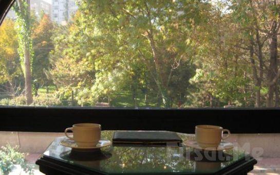 Yeşil Yıldızlı Doğa Residence Ankara'da 2 Kişi 1 Gece Konaklama, Kahvaltı ve Spa Keyfi