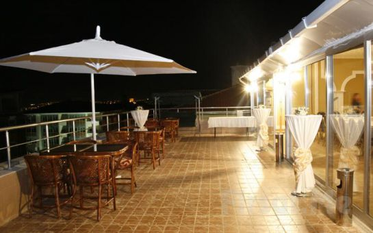 Ankara Marya Hotel'de 2 Kişi 1 Gece Konaklama ve Kahvaltı Keyfi