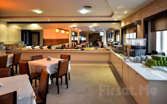 Eskişehir Büyük Otel'de 2 Kişi 1 Gece Konaklama ve Kahvaltı Keyfi!