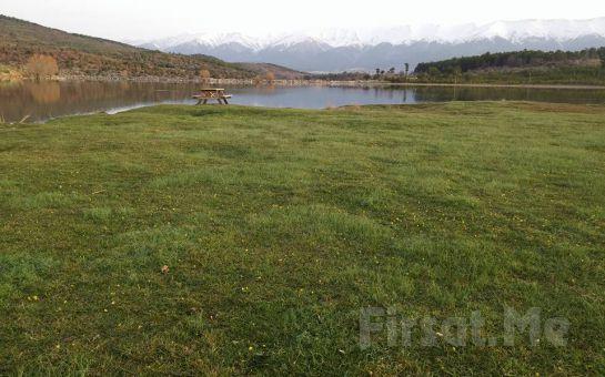 Bursa Gököz Natural Park'ta Serpme Köy Kahvaltısı, Akşam veya Öğlen Yemeği, Hobi Bahçesi ve Aktivite Fırsatları