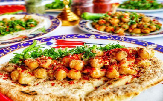 Ramazan Bingöl Ümraniye'de Sınırsız Çay ve Kahve Eşliğinde Haftanın Her günü Türk Usulü Serpme Kahvaltı Keyfi!