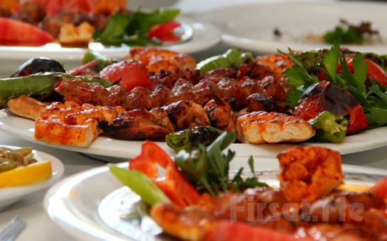Ramazan Bingöl Ümraniye'de Steak Köfte, Kebap veya Biftek'ten Oluşan Leziz Akşam Yemeği Menüleri