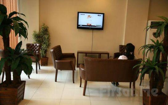 Turkuaz Beach Otel Akçakoca'da 2 Kişi 1 Gece Konaklama Ve Kahvaltı Keyfi