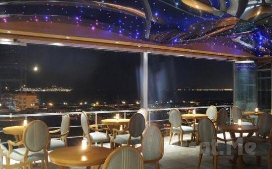 Bağdat Caddesi Dream Hill Business Deluxe Hotel'de 2 Kişi 1 Gece Konaklama + Türk Hamamı + SPA Kullanımı, Kahvaltı Seçeneğiyle!