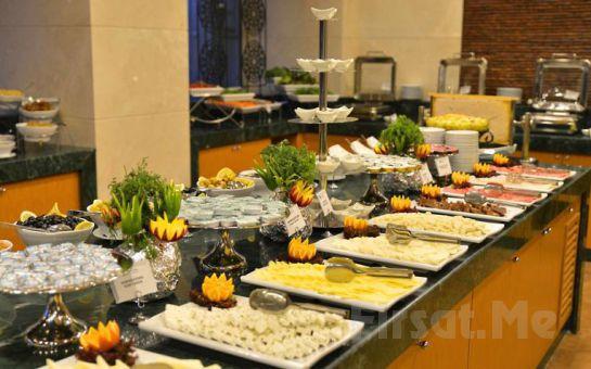 The Green Park Hotel Taksim'de 2 Kişi 1 Gece Konaklama ve Kahvaltı Keyfi!