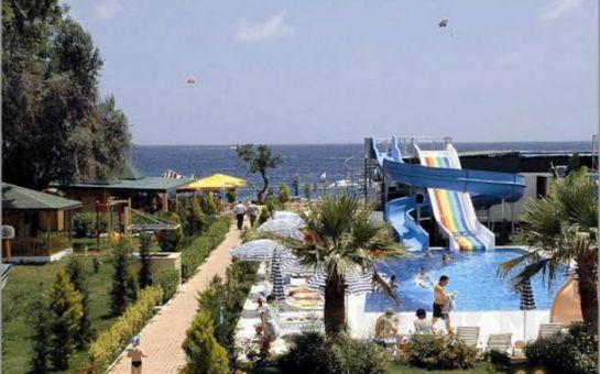 Kemer Armas Beach Hotel'de Gidiş Dönüş Uçak Bileti & Her Şey Dahil Erken Rezervasyon Tatil Paketleri!
