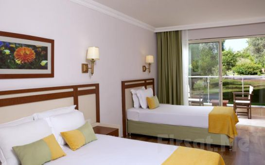 Side Bella Luna Hotel'de Gidiş Dönüş Uçak Bileti Dahil Her Şey Dahil Erken Rezervasyon Tatil Paketleri!