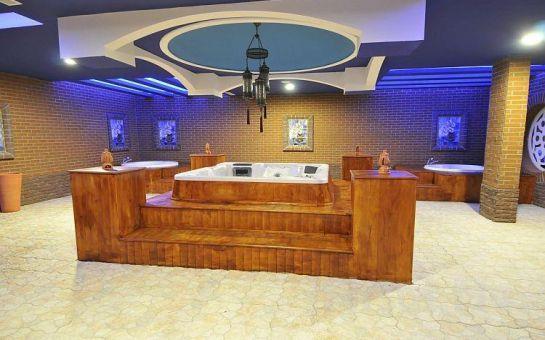 Alanya Club Konaklı Hotel'de Gidiş Dönüş Uçak Biletli 3 Gece 4 Gün Herşey Dahil Konaklama!