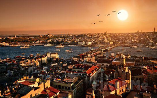 Doho Turizm'den Hafta Sonlarına Özel 1 Gece Konaklamalı İSTANBUL ŞEHİR TURU