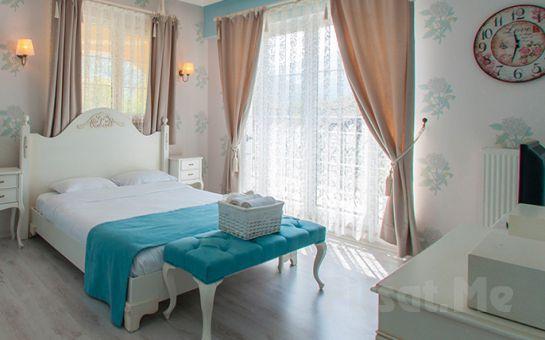 Sapanca Room Room Boutique Hotel'de 2 Kişi 1 Gece Konaklama Keyfi!