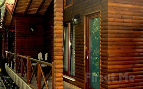 Doğanın Kalbinde Sapanca Konak Beyzade Butik Hotel'de Standart veya Bungalow Odalarda 2 Kişi 1 Gece Konaklama Keyfi!