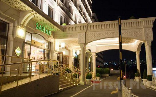 İstanbul Palas Kurtköy'de 2 Kişi 1 Gece Konaklama Keyfi