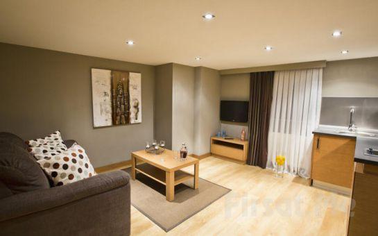 Ataşehir'deki Eviniz City Loft 36 Suites Hotel'de 2 Farklı Suitte Konaklama Ve Kahvaltı Keyfi