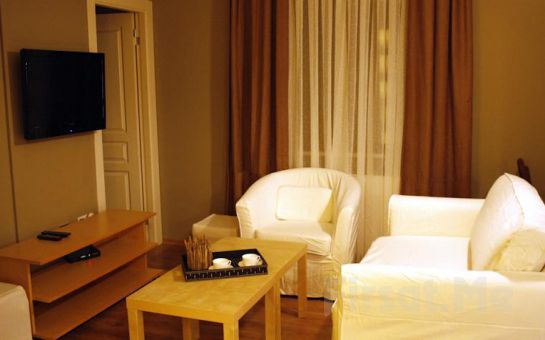 Maltepe City Loft 30 Suites'de 2 Kişi 1 Gece One Bedroom Suit'te Konaklama Keyfi!