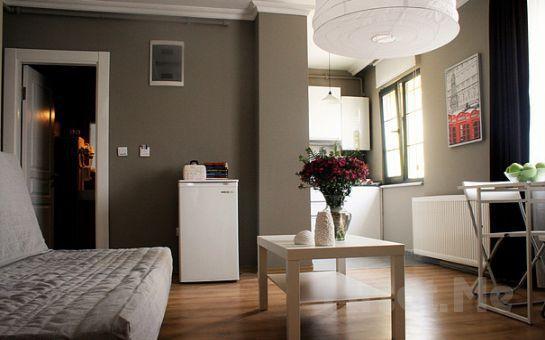 Maltepe City Loft 30 Suites'de 2 Kişi 1 Gece One Bedroom Suit'te Konaklama Keyfi