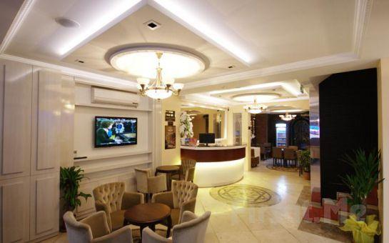 Sarıçamlar Turizm'den Laleli Bulvar Hotel'de Konaklama Ve Kahvaltı Keyfi