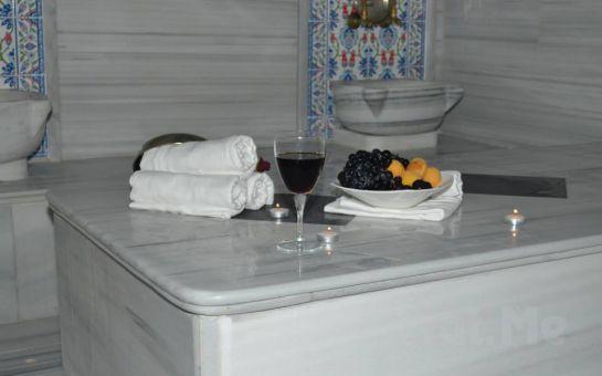 Nişantaşı Hotel La Piano Santé Spa'da 5 Farklı Masaj Seçeneği, Hamam, Sauna, Buhar Odası Kullanımı, Kese Köpük Masaj Fırsatı!